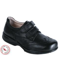 Chaussure orthopédique - Courmayeur grand volume neut - orthopédie lapeyre - pied sensible