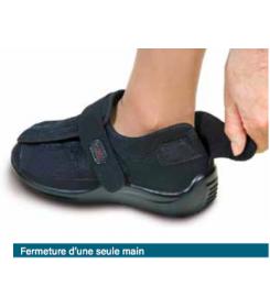 Chaussure déambulo X Neut  - orthopédie lapeyre - chaussure thérapeutique - pieds sensibles - œdèmes pieds -