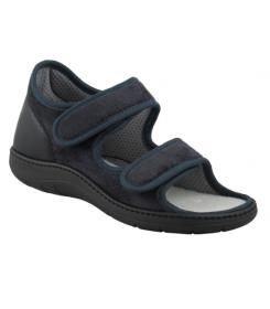 Chaussure fécamp Neut - orthopédie lapeyre - chaussure orthopédique - pieds rhumatoïdes