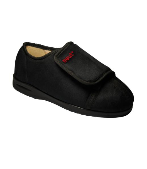 Chaussure Balladin bas Neut - orthopédie lapeyre - chaussures d'intérieurs à volume variable - pieds rhumatoïdes