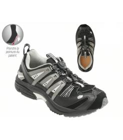 Chaussure Performance Donjoy - orthopédie Lapeyre - épine calcanéenne - douleur tendon Achille - pieds diabétiques