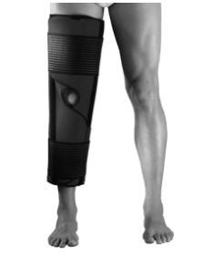 Attelle Stabifroid Fast  Sober - douleur genou - entorses genou - polyarthrite genou - maintien genou - arthrite genou