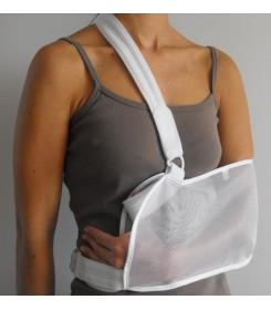 Écharpe modèle filet Medi sport - Subluxation épaule - Traumatisme de l'avant-bras - douleur bras