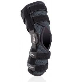 Genouillère Playmaker wrap II Donjoy - orthopédie grenié lapeyre - entorse genou - attelle sport -