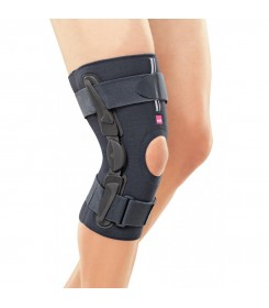 Genouillère Stabimed pro Medifrance - orthopédie lapeyre - genouillère - douleur genou - stabilisation du genou