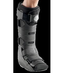 Botte de marche Nextep Donjoy - longue - orthopédie lapeyre - fracture pied  - entorse cheville - entorse medio pied - tarse