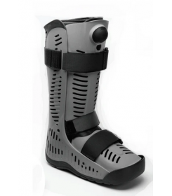 Botte de marche Rebond Aire Walker Gibaud - orthopédie lapeyre - fracture media pied - entorses - immobilisation