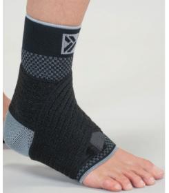 Chevillère ligamentaire 3D Medi Sport - orthopédie lapeyre - séquelle entorse - douleur ligamentaire cheville-