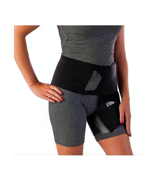 Attelle Firstice hanche Sober - Orthopédie Lapeyre - douleur hanche - inflammations hanche - œdèmes hanche