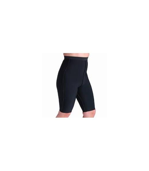 Short Compreshorts Sigvaris - short compression - maintien - Lymphœdème génital  - œdème abdominal -