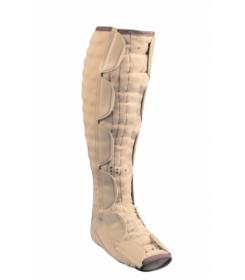Chaussette Mobiderm Autofit Thuasne- Orthopédie Lapeyre - traitement lymphœdème - œdème bas de jambe -
