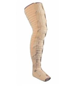 Bas-cuisse Mobiderm Autofit Thuasne - Orthopédie Grenié Lapeyre - lymphœdème membre inférieur -
