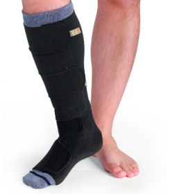 Dispositif Compreflex below knee Sigvaris- Orthopédie Lapeyre - Lymphœdème - dispositif compression