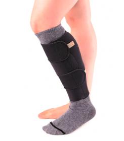 Dispositif compreflex no foot Sigvaris - Orthopédie Grenié Lapeyre - dispositif compression - lymphœdème