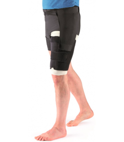 Dispositif compreflex thigh component Sigvaris - Orthopédie Lapeyre - dispositif de compression - cuisse - Lymphologie