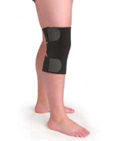 Dispositif Compreknee Sigvaris - Orthopédie Grenié Lapeyre - dispositif compression genou - lymphœdèmes - œdèmes