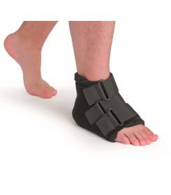 Dispositif Compreboot plus  Sigvaris - Orthopédie Grenié Lapeyre- dispositif de compression pied - capitonnage cheville