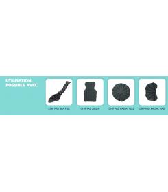 Produits associés - Brassière de compression Comprevest Sigvaris - Orthopédie Lapeyre - maintien poitrine