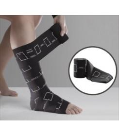 Bande Biflex black edition Thuasne - Orthopédie Grenié Lapeyre - bande élastique de compression
