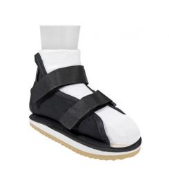 Chaussure pour plâtre Donjoy - immobilisation totale du pied - plâtre
