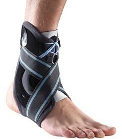 Chevillère MalleoDynastab Thuasne - orthopédie lapeyre - entorse cheville - reprise du sport chevillère - chevillère de maintien