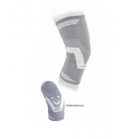 Genouillère Fortilax Donjoy - orthopédie grenié lapeyre - lésions du genou - entorses genou -