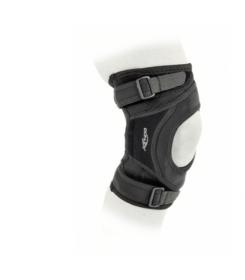 Genouillère Tru-pull lite Donjoy - orthopédie Lapeyre - subluxation du genou - instabilités rotuliennes - douleur genou