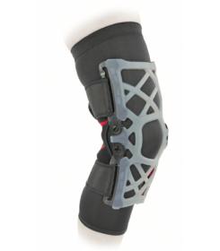 Genouillère Oa Reaction Donjoy - orthopédie Lapeyre - orthèse de décharge - gonarthrose légère - douleur genou