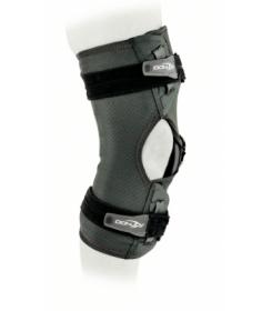 Genouillère Clima-Flex OA Donjoy - orthopédie Lapeyre - gonarthrose - attelle de confort -
