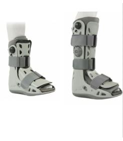 Botte Airselect Standard Donjoy  longue/courte - orthopédie lapeyre- entorse grave cheville - fracture tarse -